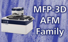 MFP-3D atomic force microscope family thumbnail